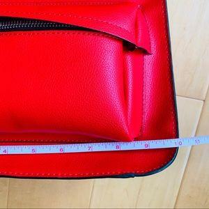 Zara Bags - NWT🎒Zara Red Backpack